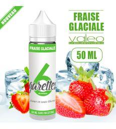 Eliquide FRAISE GLACIALE 50ML