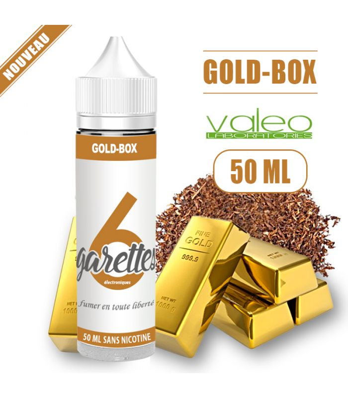 Eliquide GOLD-BOX 50ML