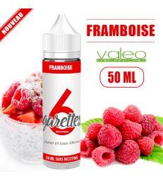 Eliquide FRAMBOISE 50ML