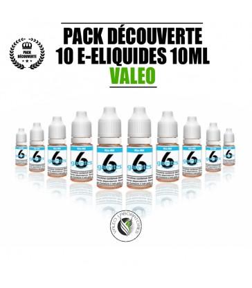 PACK 10 LIQUIDES VALEO