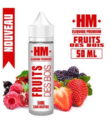 E-liquide FRUITS DES BOIS - HM PREMIUM
