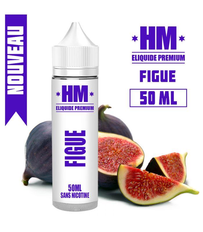 E-liquide FIGUE HM PREMIUM 10 ml