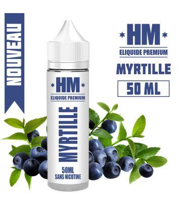 E-liquide MIRTYLLE - HM PREMIUM
