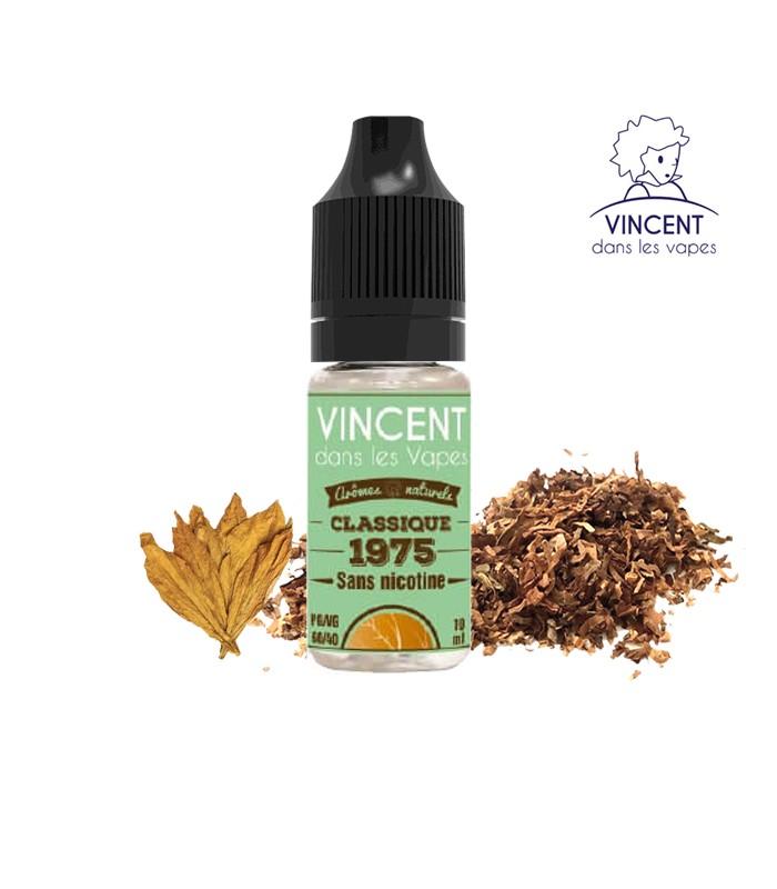 E-LIQUIDE VDLV Tabac Blond CLASSIC 1975 10ml