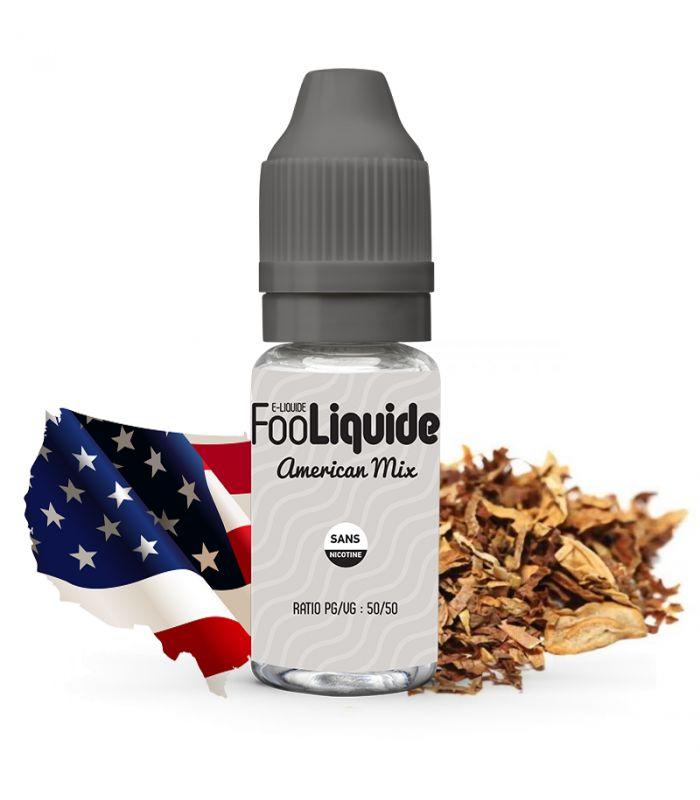 E-Liquide AMERICAN-MIX - FOOLIQUIDE
