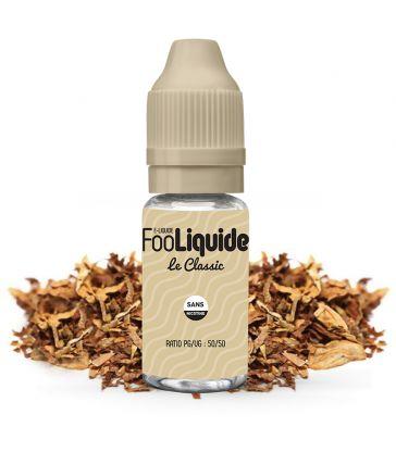E-Liquide LE CLASSIC - FOOLIQUIDE