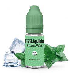 E-Liquide MENTHE FRAÎCHE - FOOLIQUIDE