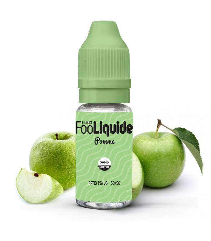 E-Liquide POMME - FOOLIQUIDE