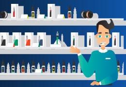 5 conseils pour bien choisir son e-liquide